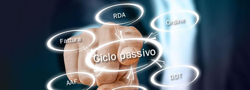 ciclo passivo moduli datawise